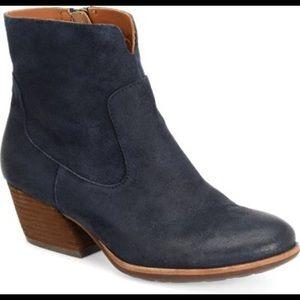 Korkease Sherrill Boot 9.5 Navy Leather